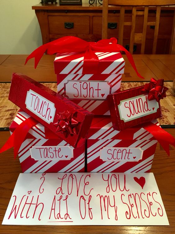 Gift Idea For Him The Five Senses Gift Your Chicness
